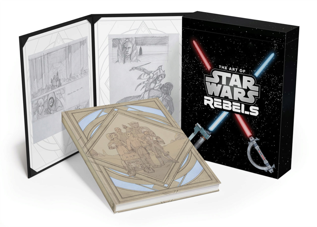 THE ART OF STAR WARS REBELS - Edition limitée Art-of11