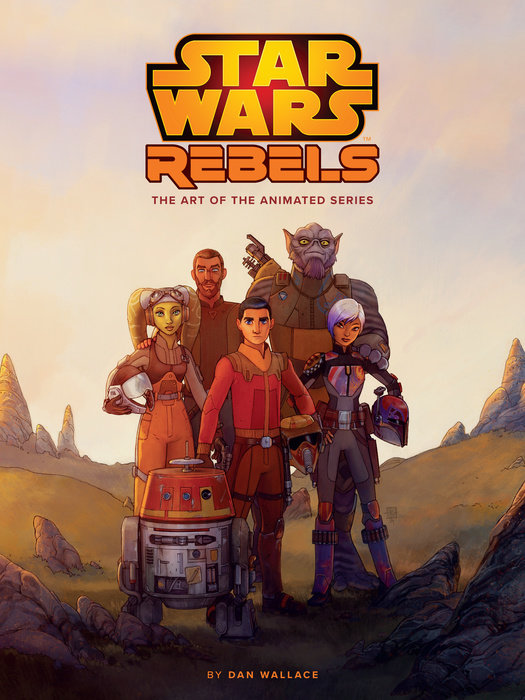 THE ART OF STAR WARS REBELS - Edition limitée Art-of12