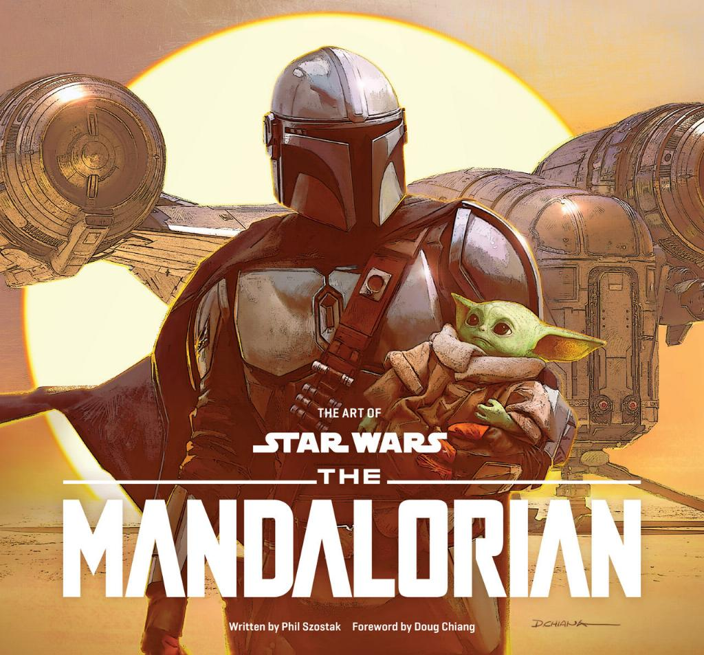 The Art Of Star Wars: The Mandalorian (S01) - Phil Szostak Art-of13