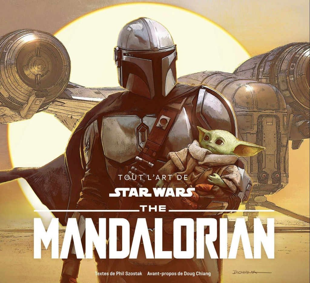 The Art Of Star Wars: The Mandalorian (S01) - Phil Szostak Art-of16