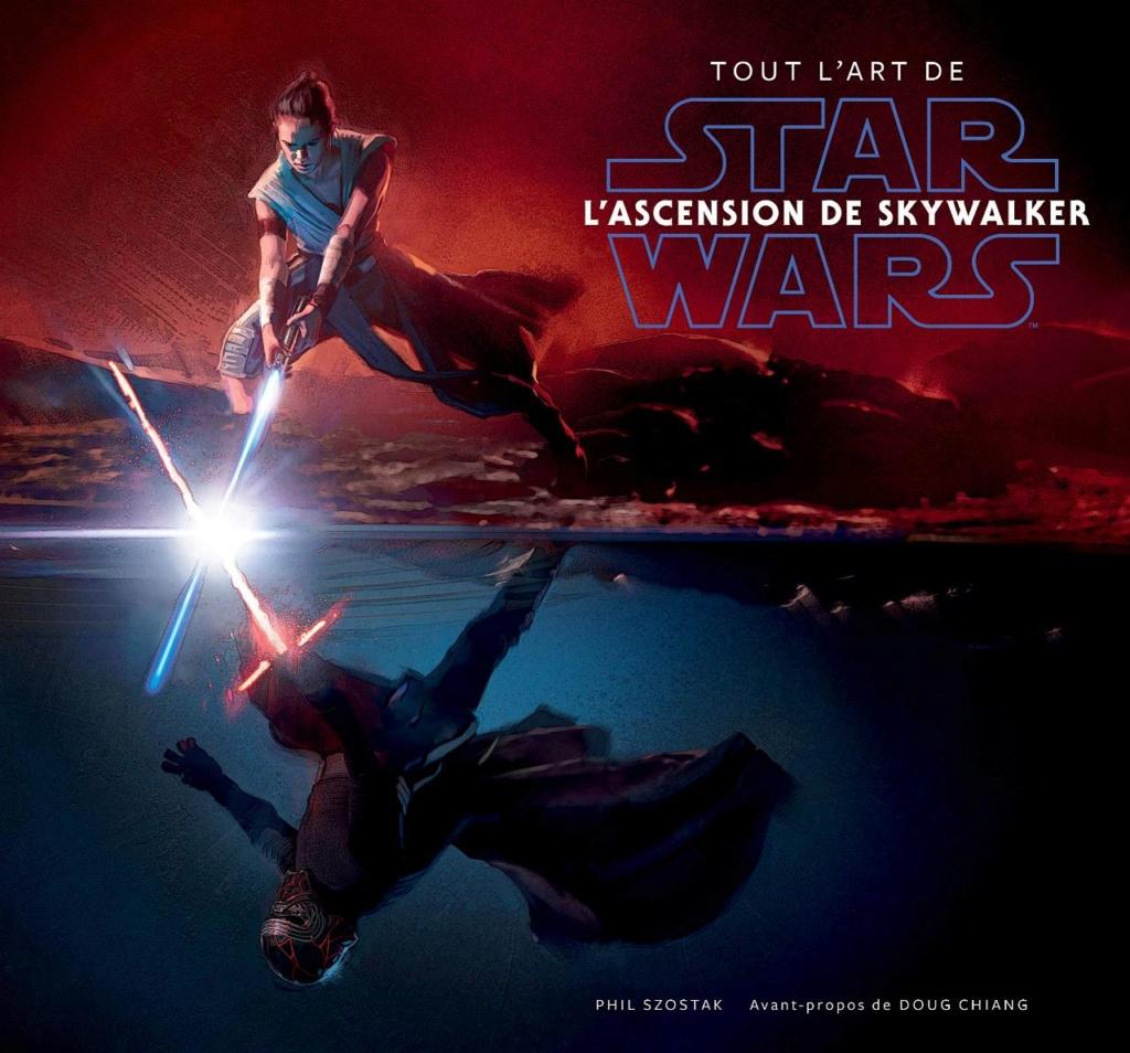 Tout l'Art de L'Ascension de Skywalker - Huginn & Muninn Art_of11