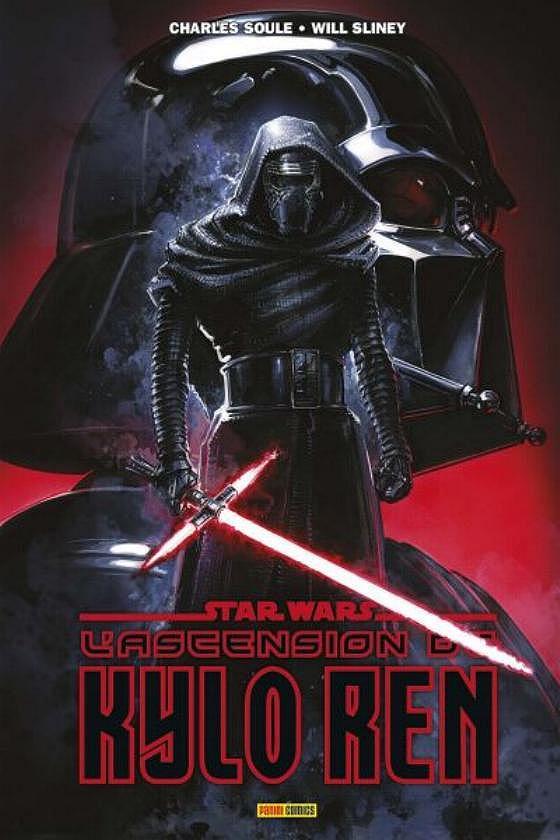 Star Wars L'Ascension de Kylo Ren - PANINI Ascens16