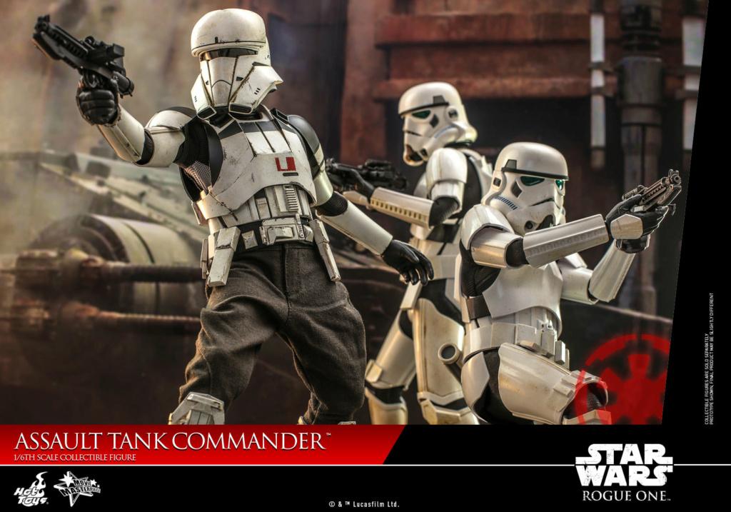 Assault Tank Commander - 1/6th scale - Hot Toys Assaul11