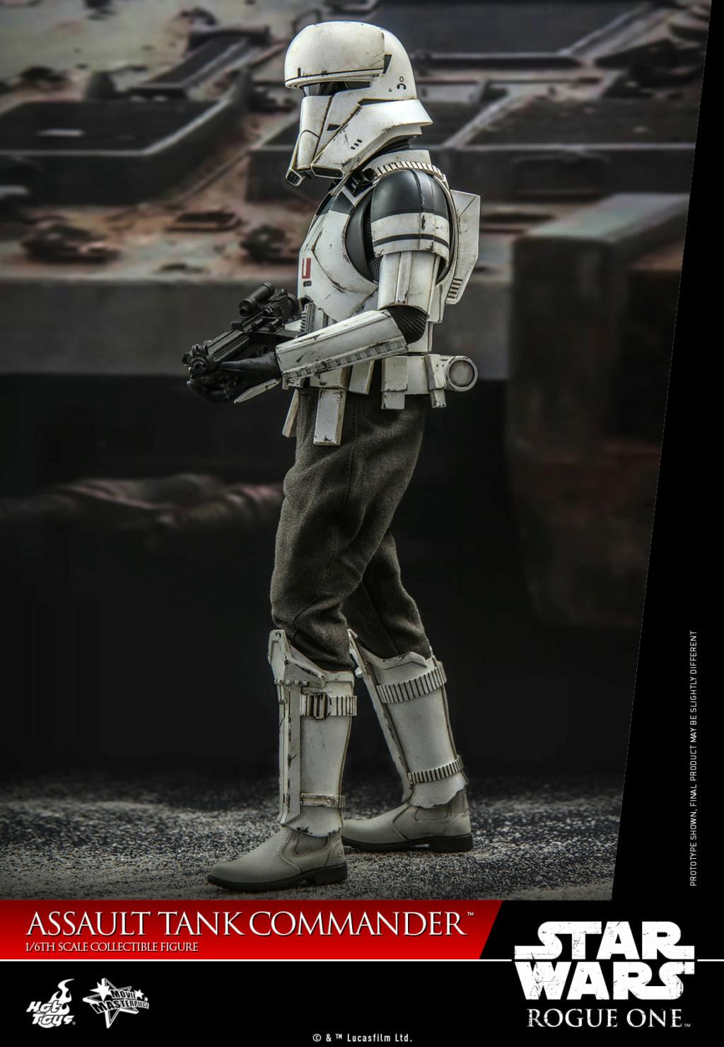 Assault Tank Commander - 1/6th scale - Hot Toys Assaul15