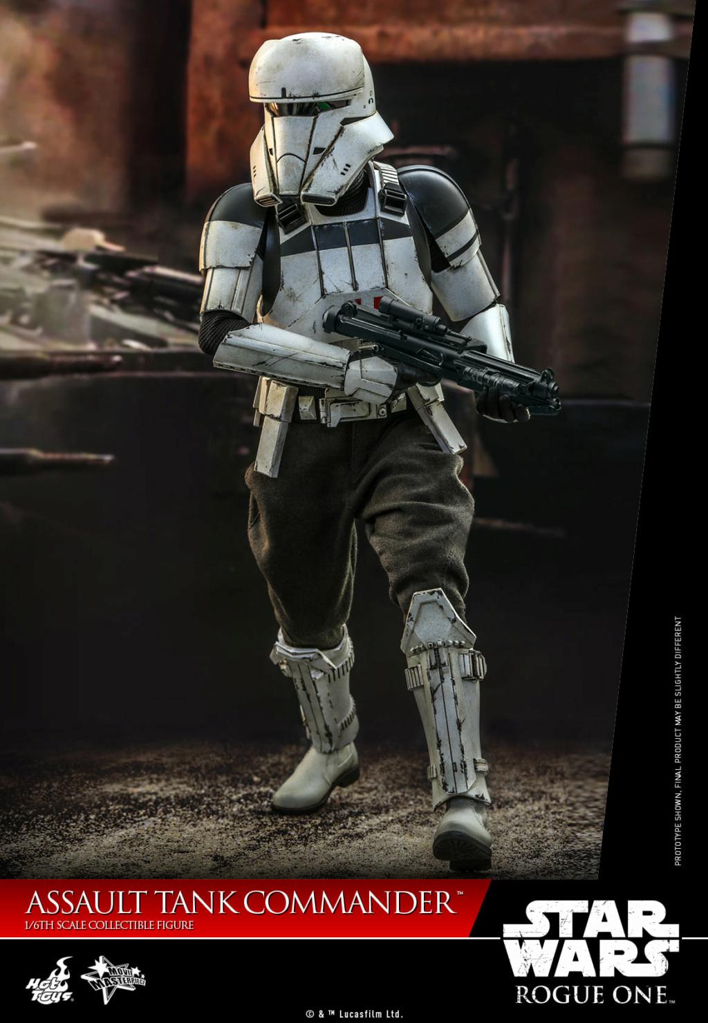 Assault Tank Commander - 1/6th scale - Hot Toys Assaul16