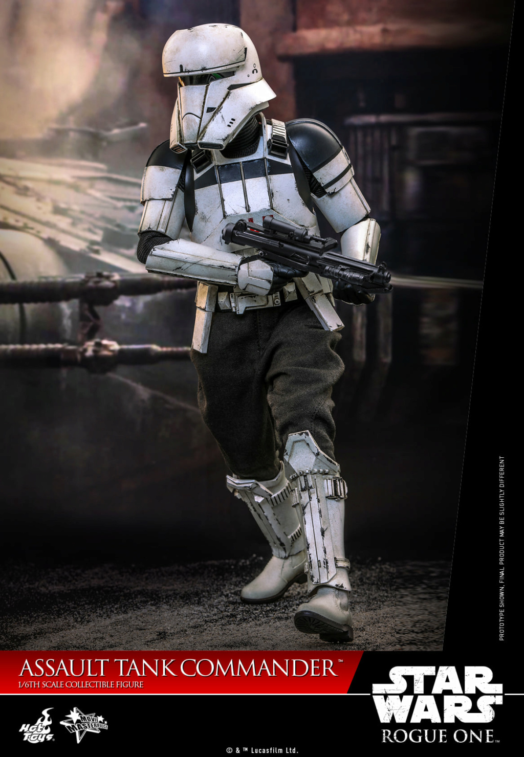 Assault Tank Commander - 1/6th scale - Hot Toys Assaul18