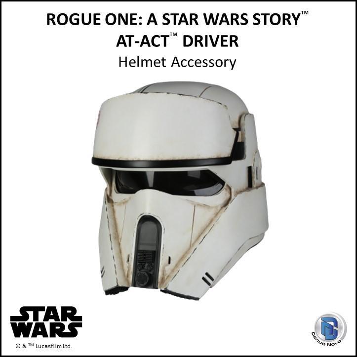 DENUO NOVO STAR WARS - AT-ACT Driver Helmet At-act10