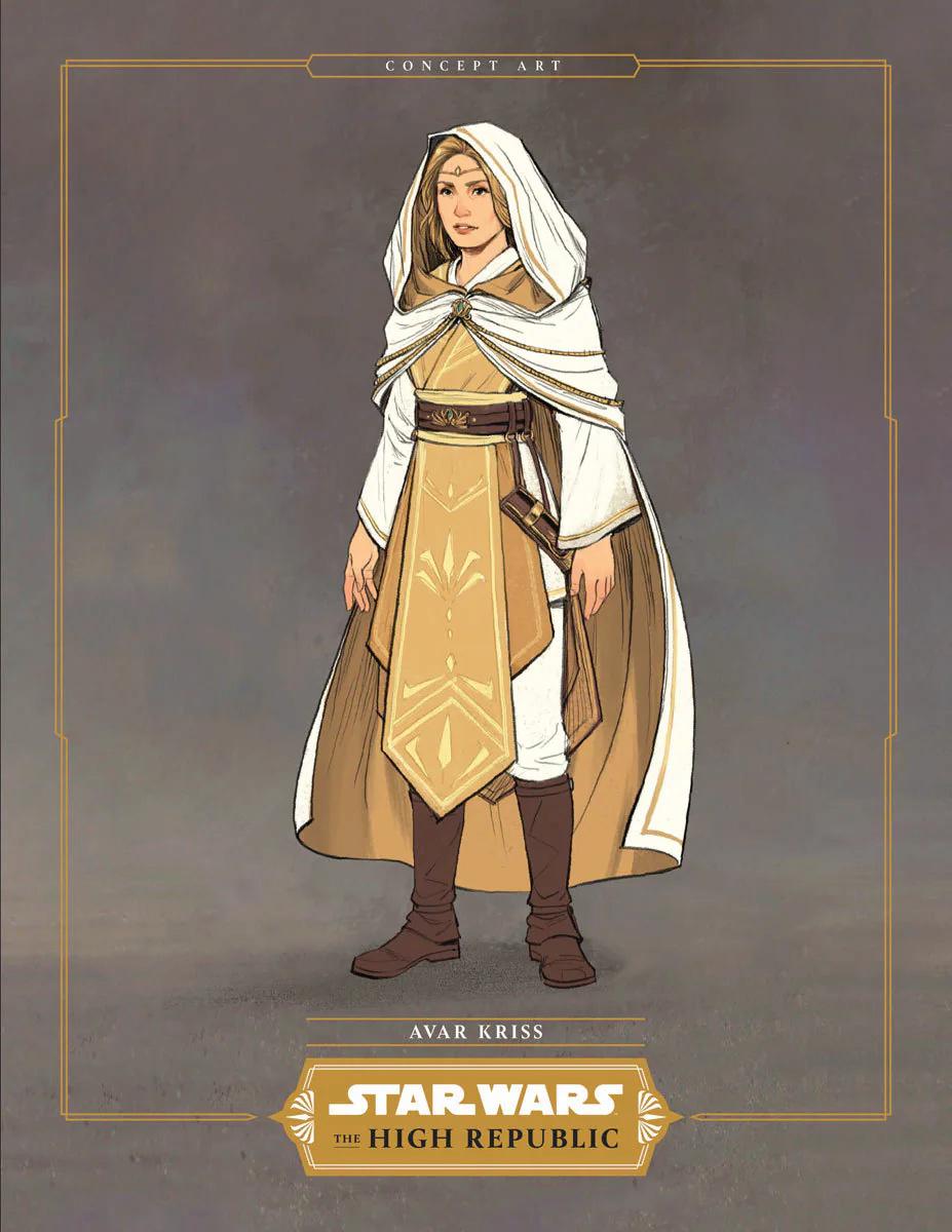 Star Wars La Haute République : Les Jedis & Padawans Avar_k13