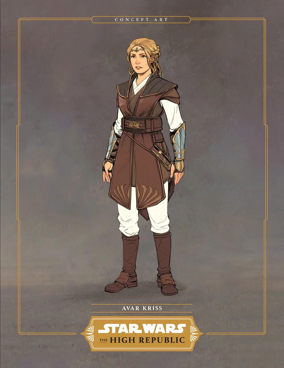 Star Wars La Haute République : Les Jedis & Padawans Avar_k14