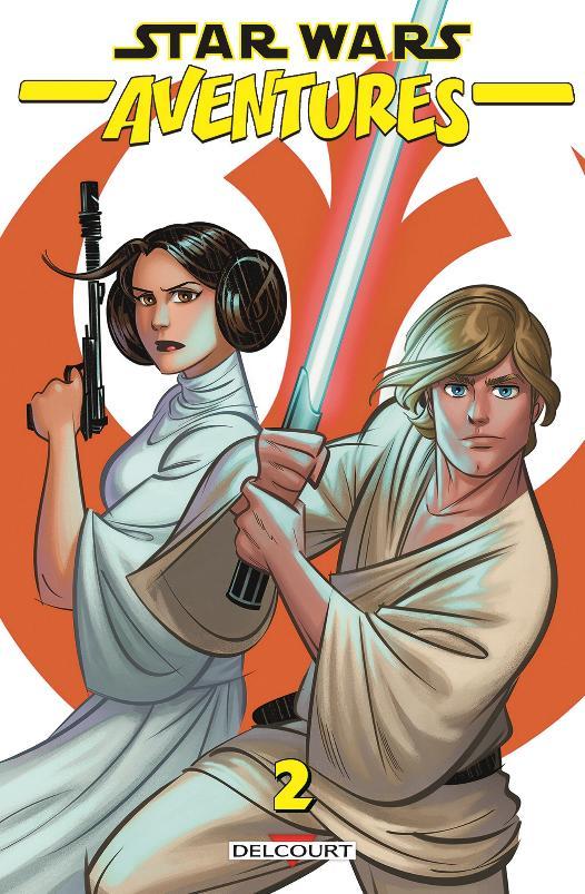 DELCOURT - Star Wars Aventures tome 02 Aventu10