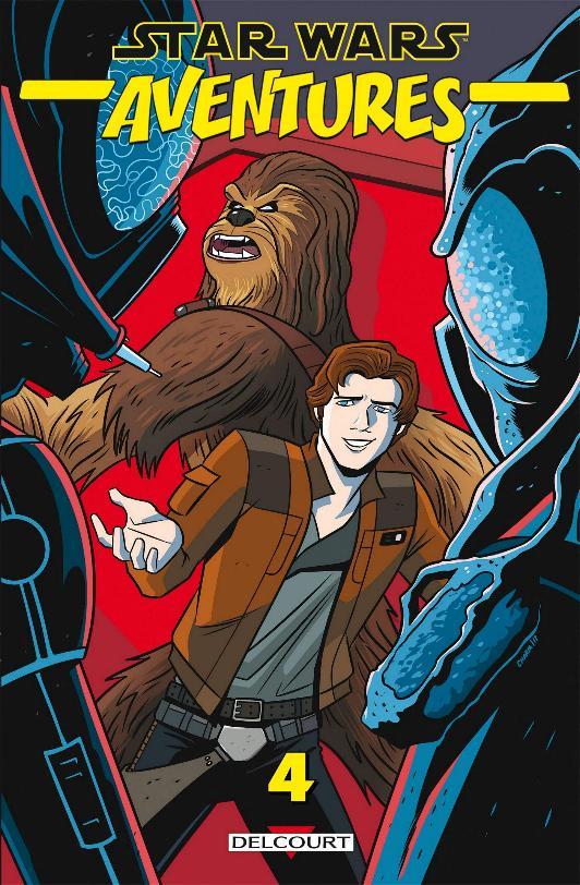 Star Wars Aventures tome 04 - DELCOURT Aventu13