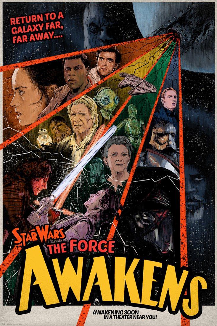 Awakening Soon - ACME Archives / Dark Ink Awaken11