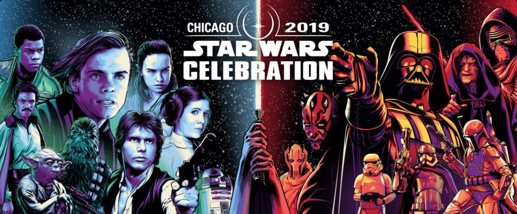 Star Wars Celebration 2019 - Chicago - 11-15 Avril 2019 Banner10