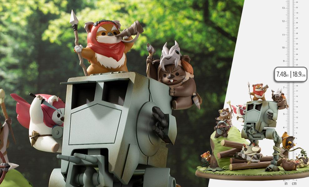 Battle of Endor The Little Rebels Artist Serie- Kotobukiya Battle26