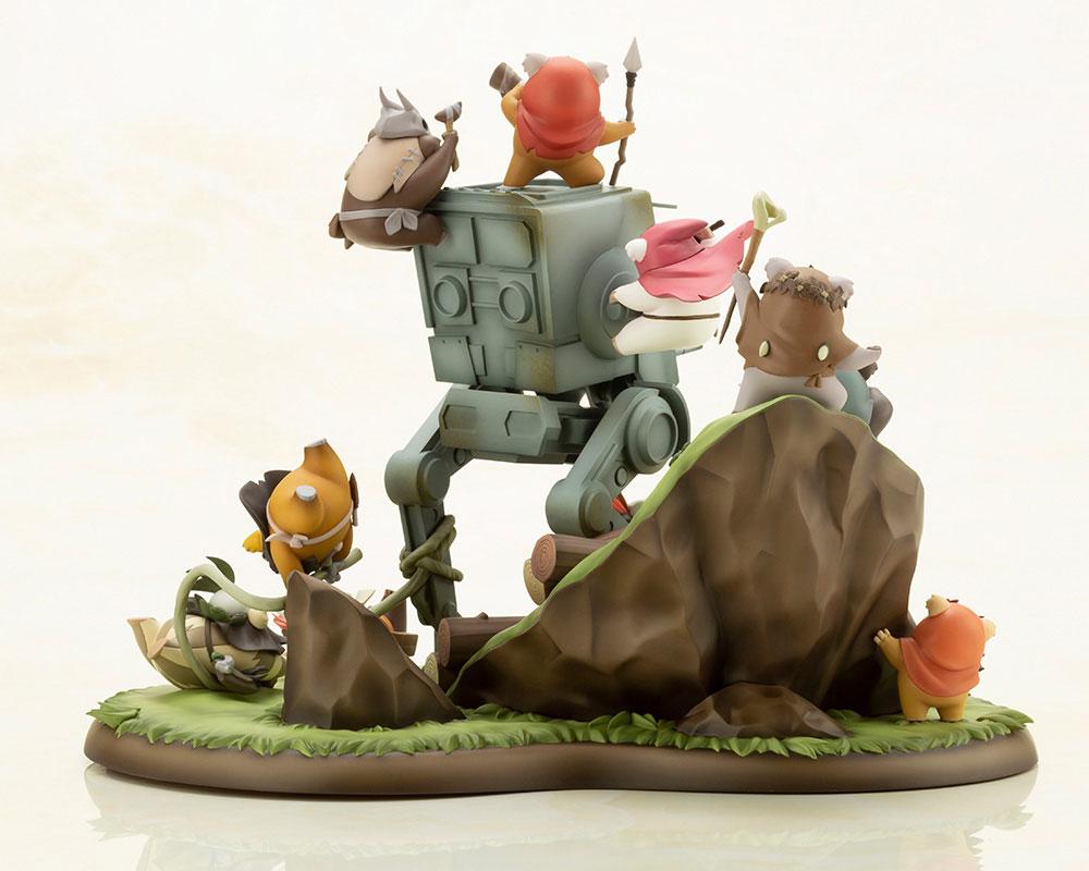 Battle of Endor The Little Rebels Artist Serie- Kotobukiya Battle31