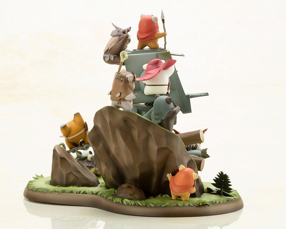 Battle of Endor The Little Rebels Artist Serie- Kotobukiya Battle32