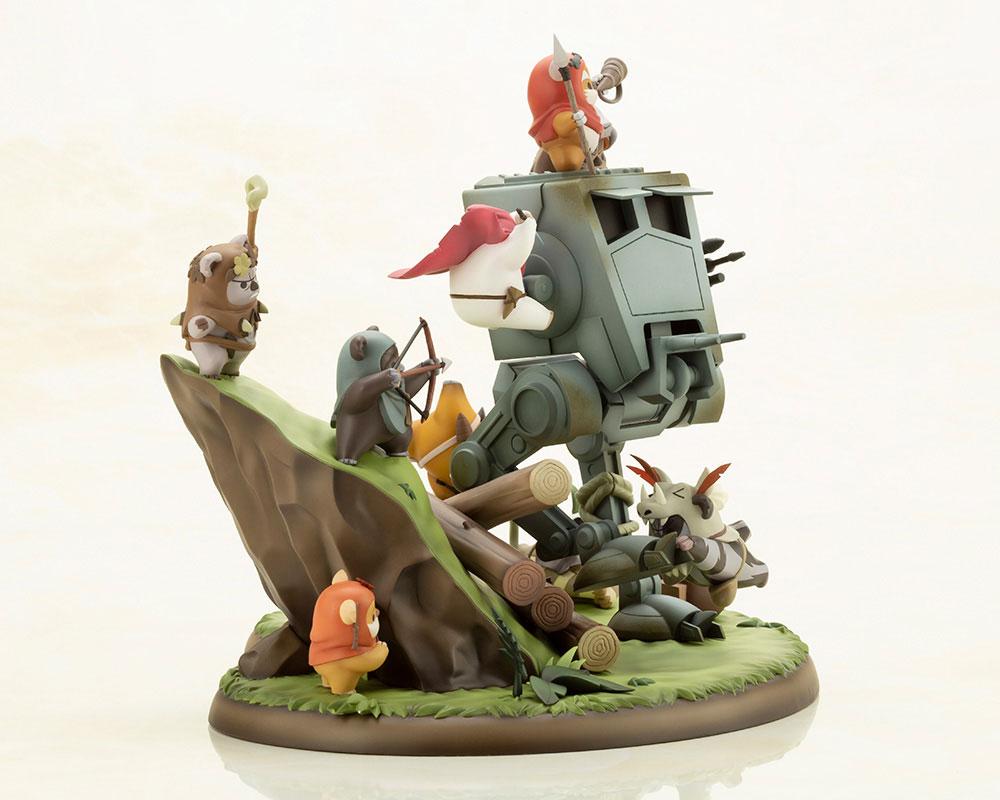 Battle of Endor The Little Rebels Artist Serie- Kotobukiya Battle33