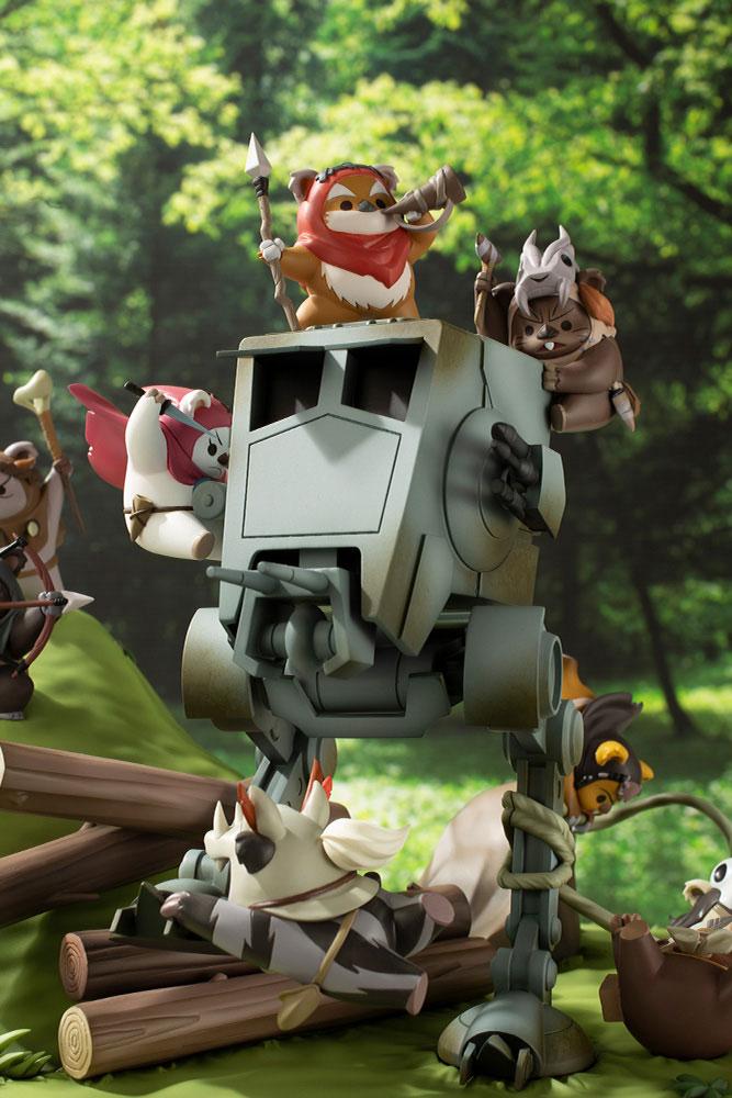 Battle of Endor The Little Rebels Artist Serie- Kotobukiya Battle37