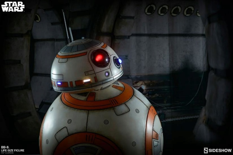 Sideshow Collectibles - BB-8 Life Size Figure Bb8_ls11