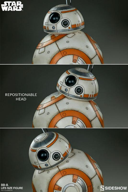 Sideshow Collectibles - BB-8 Life Size Figure Bb8_ls24