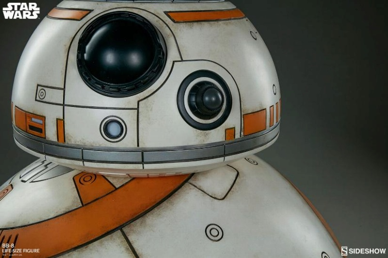 Sideshow Collectibles - BB-8 Life Size Figure Bb8_ls25