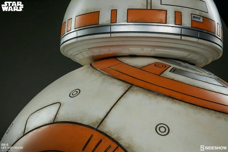 Sideshow Collectibles - BB-8 Life Size Figure Bb8_ls26