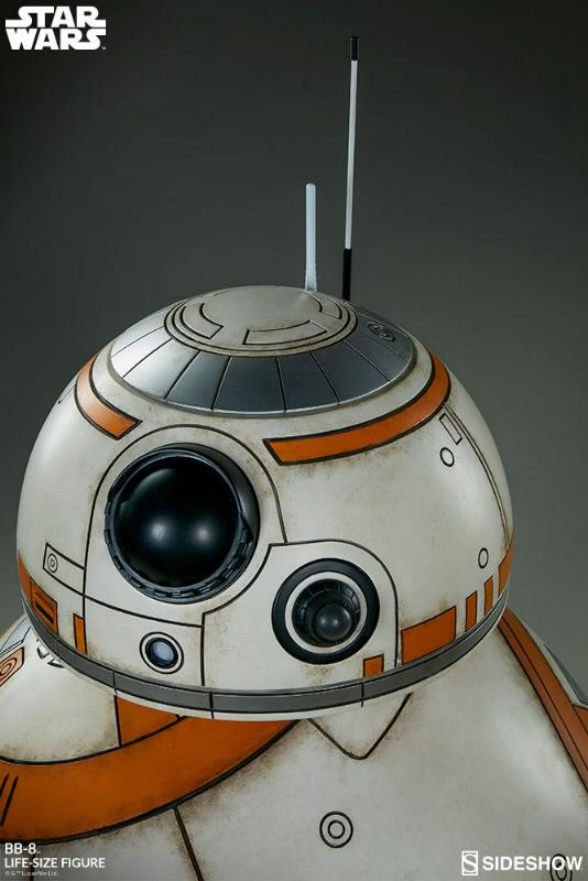 Sideshow Collectibles - BB-8 Life Size Figure Bb8_ls27