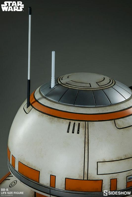 Sideshow Collectibles - BB-8 Life Size Figure Bb8_ls28