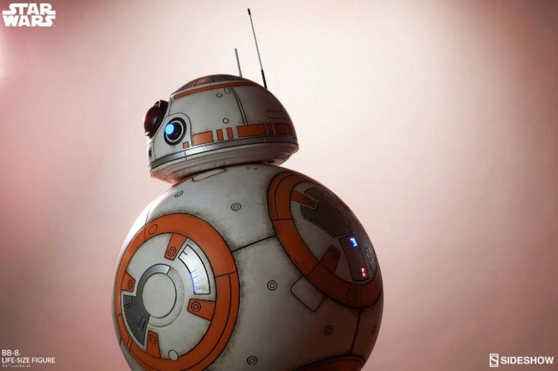 Sideshow Collectibles - BB-8 Life Size Figure Bb8_ls31