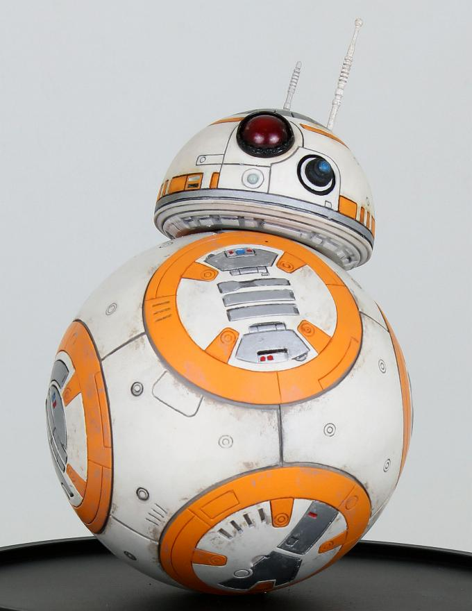 Gentle Giant - Star Wars BB-8 1:6 Resin Statue Bb8_st10