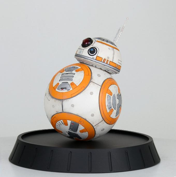Gentle Giant - Star Wars BB-8 1:6 Resin Statue Bb8_st11