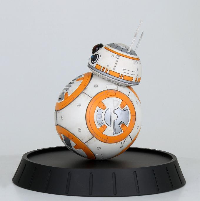Gentle Giant - Star Wars BB-8 1:6 Resin Statue Bb8_st12
