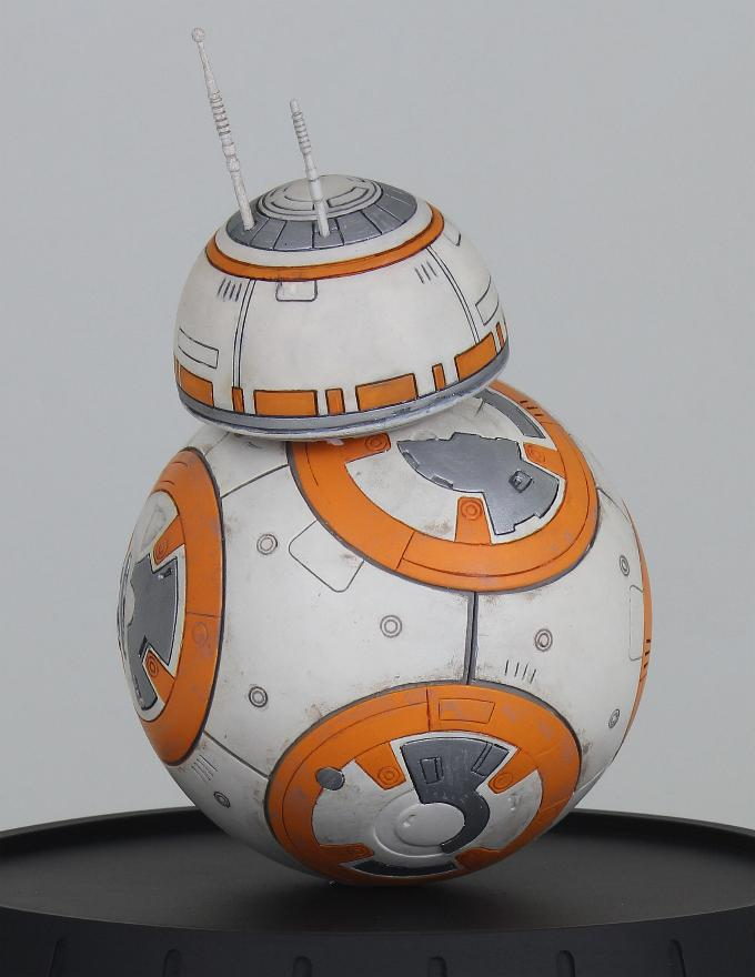 Gentle Giant - Star Wars BB-8 1:6 Resin Statue Bb8_st13