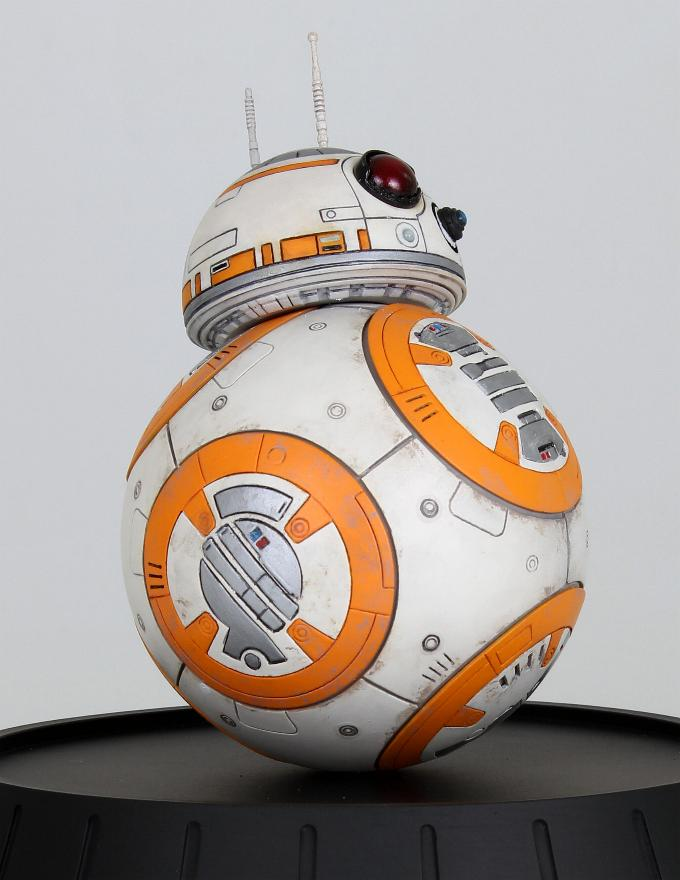 Gentle Giant - Star Wars BB-8 1:6 Resin Statue Bb8_st14
