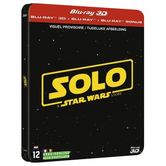 Solo - DVD Blu Ray Star Wars Solo A Star Wars Story  Blu-ra13