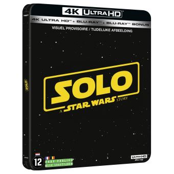 Solo - DVD Blu Ray Star Wars Solo A Star Wars Story  Blu-ra14