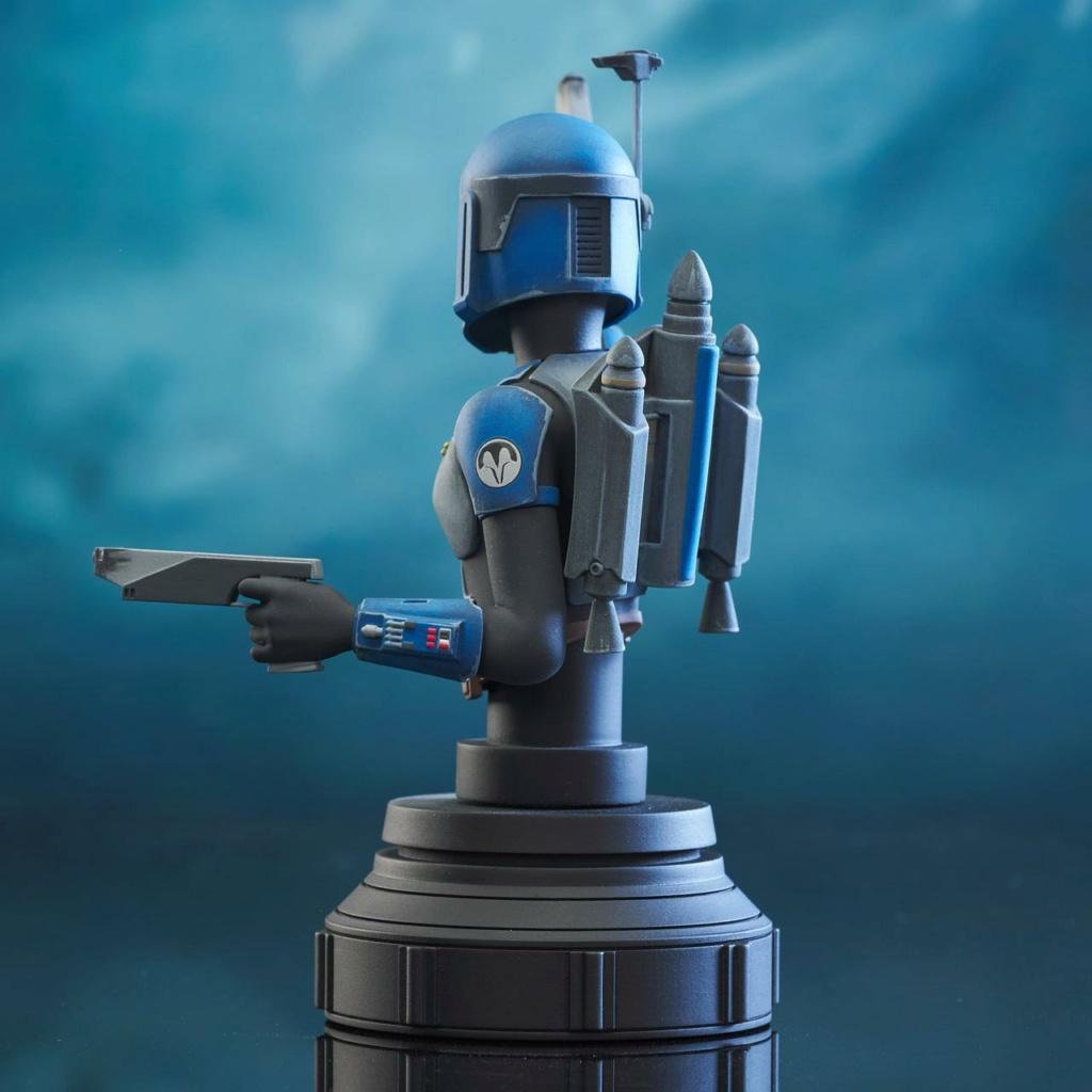 Bo-Katan Mini Bust Star Wars: The Clone Wars - Gentle Giant Bo-kat51
