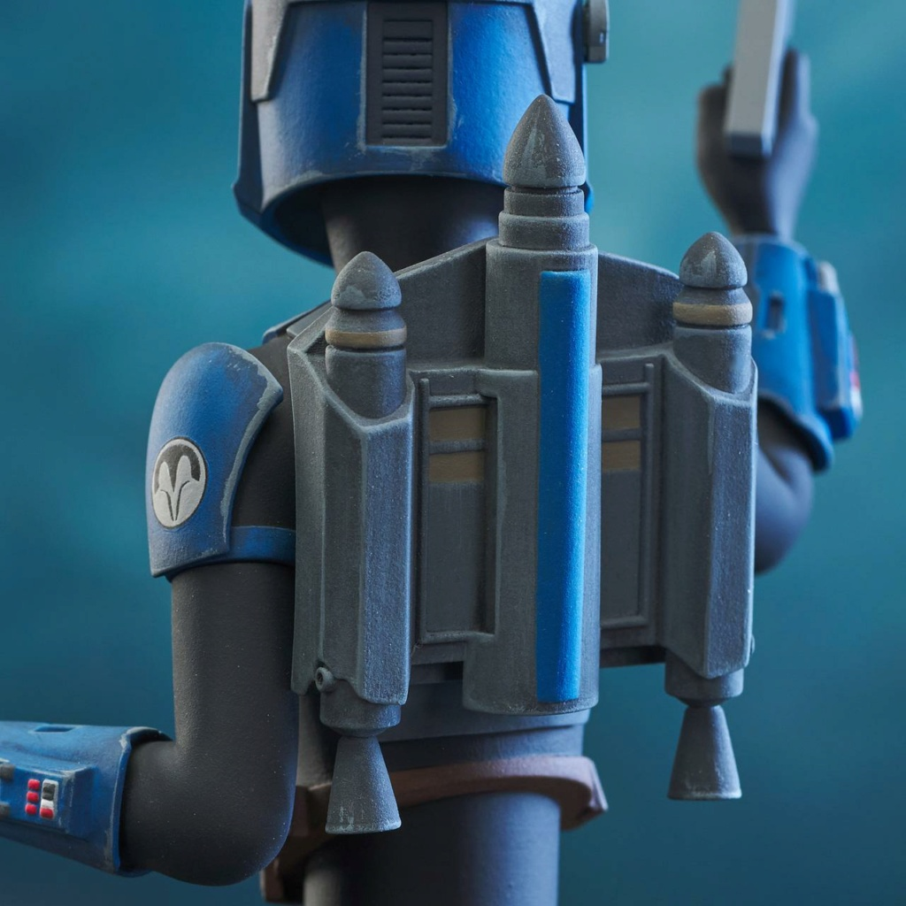 Bo-Katan Mini Bust Star Wars: The Clone Wars - Gentle Giant Bo-kat57