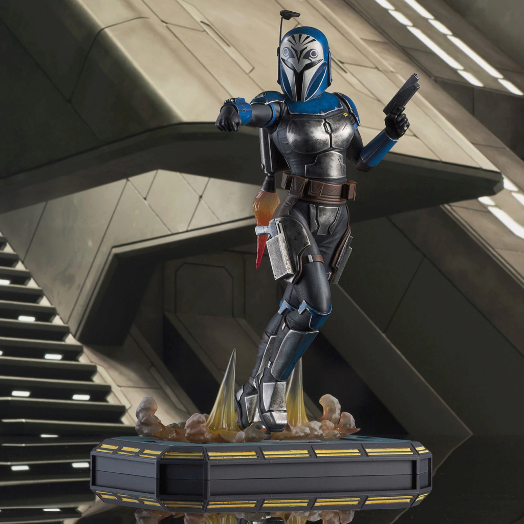 Bo Katan - TCW - Premier Collection Statue - Gentle Giant Bo_kat12