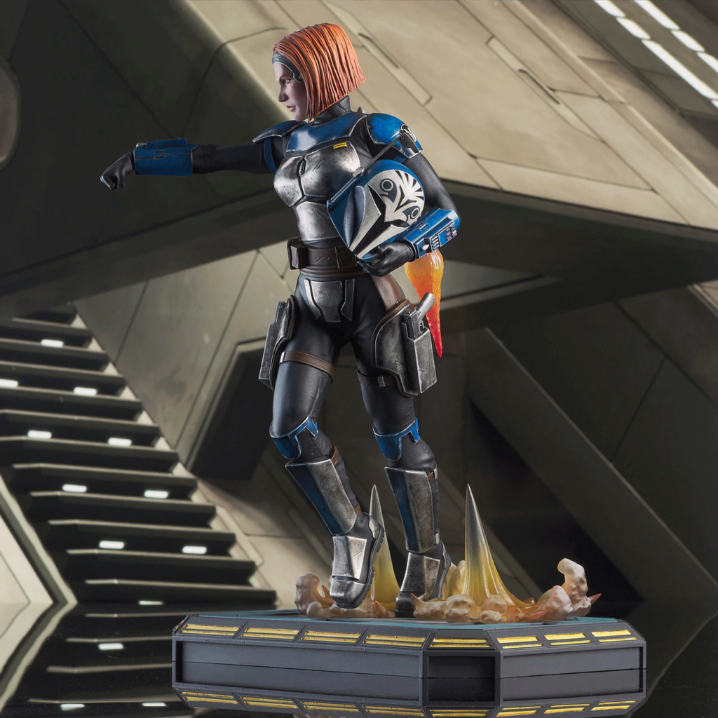 Bo Katan - TCW - Premier Collection Statue - Gentle Giant Bo_kat16
