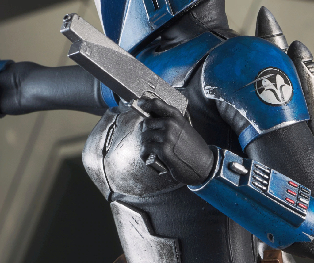 Bo Katan - TCW - Premier Collection Statue - Gentle Giant Bo_kat17