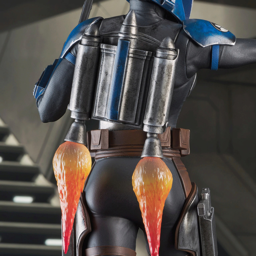 Bo Katan - TCW - Premier Collection Statue - Gentle Giant Bo_kat18