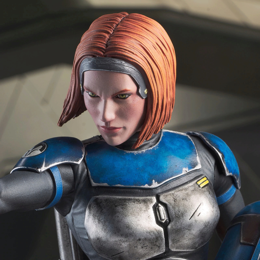 Bo Katan - TCW - Premier Collection Statue - Gentle Giant Bo_kat20