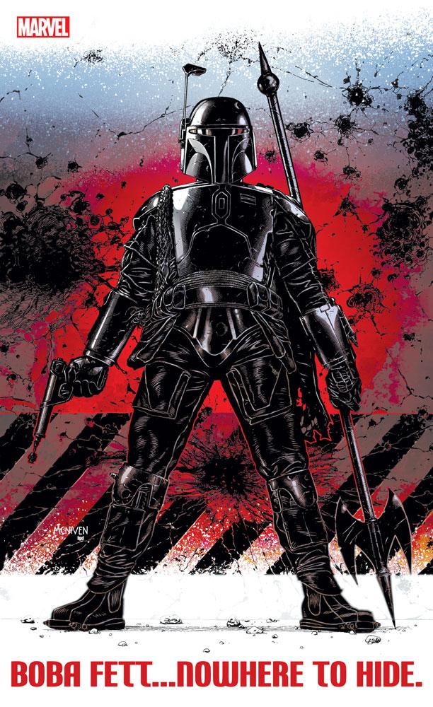 Star Wars War of the Bounty Hunters - Marvel  Boba-f21