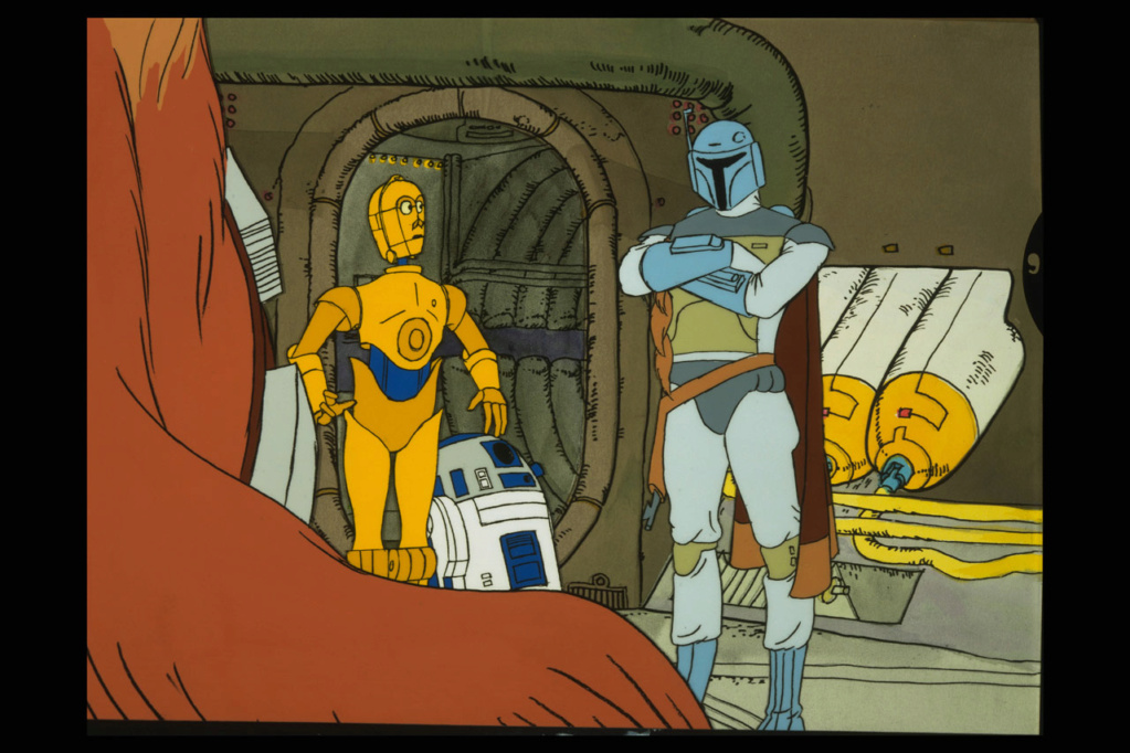 Disney Plus bénéficiera d'un contenu rétro Star Wars Boba-f22