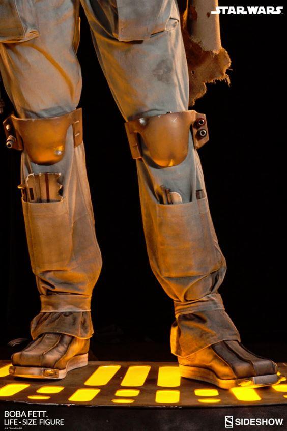 Sideshow Collectibles - Boba Fett Life-Size Figure Boba_f19