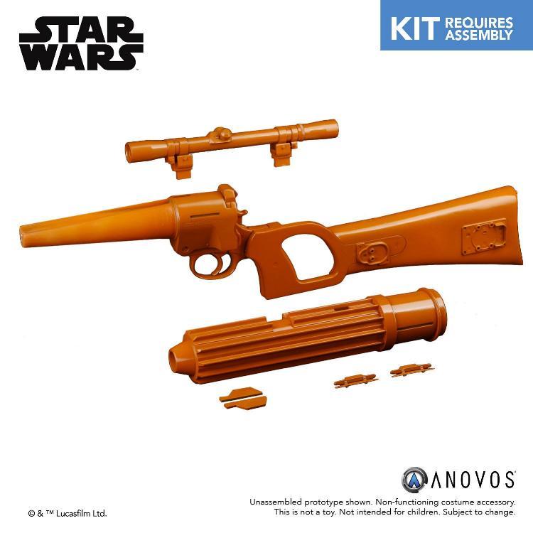 ANOVOS STAR WARS - ROTJ Boba Fett - EE-3 Blaster Kit Boba_f22