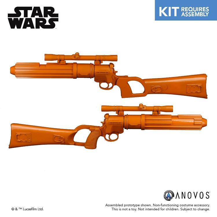 ANOVOS STAR WARS - ROTJ Boba Fett - EE-3 Blaster Kit Boba_f23