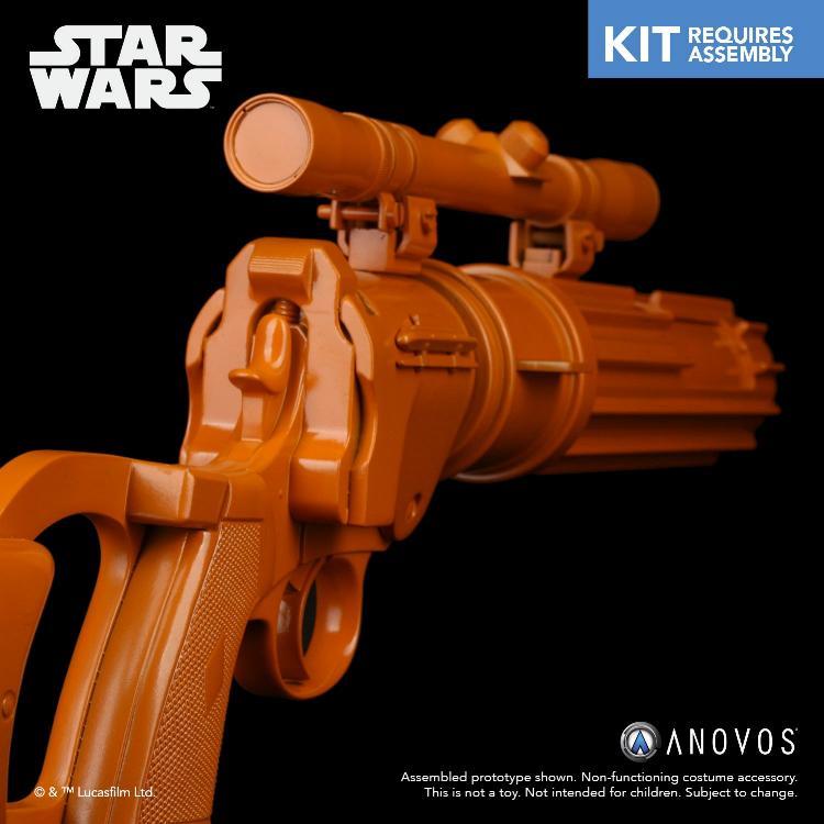 ANOVOS STAR WARS - ROTJ Boba Fett - EE-3 Blaster Kit Boba_f25