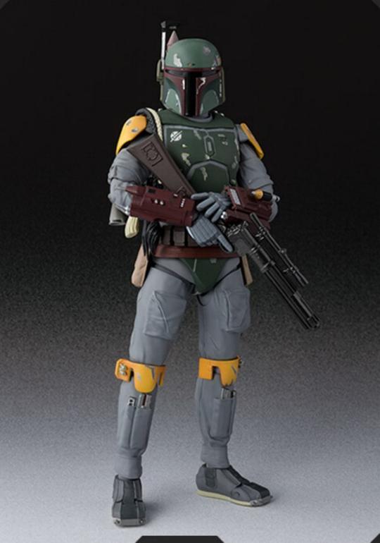 STAR WARS S.H.Figuarts - Boba Fett - Return Of The Jedi  Boba_f26